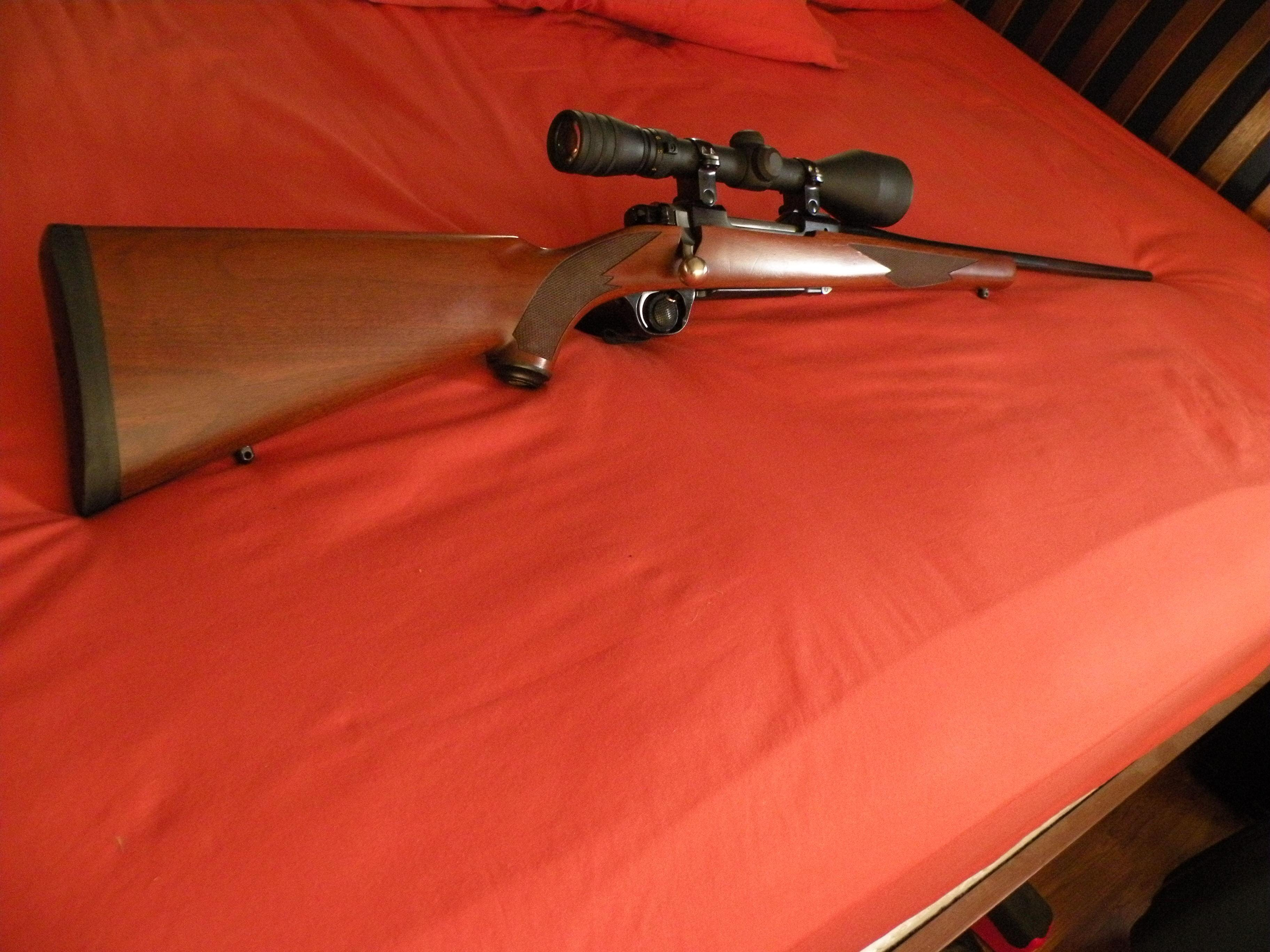 Ruger M77 Mark II with Scope  Guns > Rifles > Ruger Rifles > Model 77