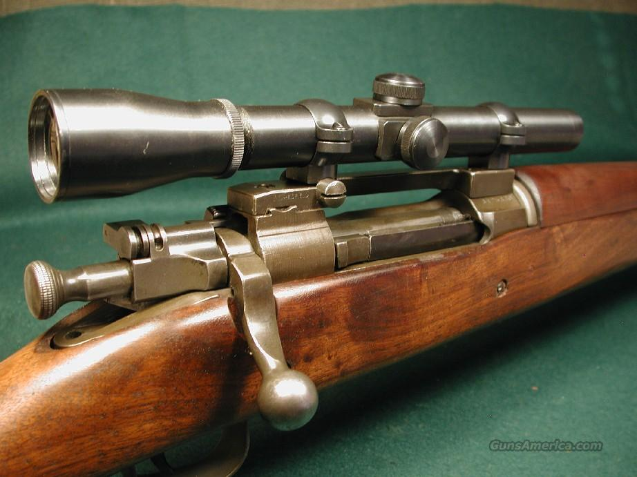 Remington, M1903A4 Rifle, Dated 8-43, PRICE REDUCED  Guns > Rifles > Tactical/Sniper Rifles