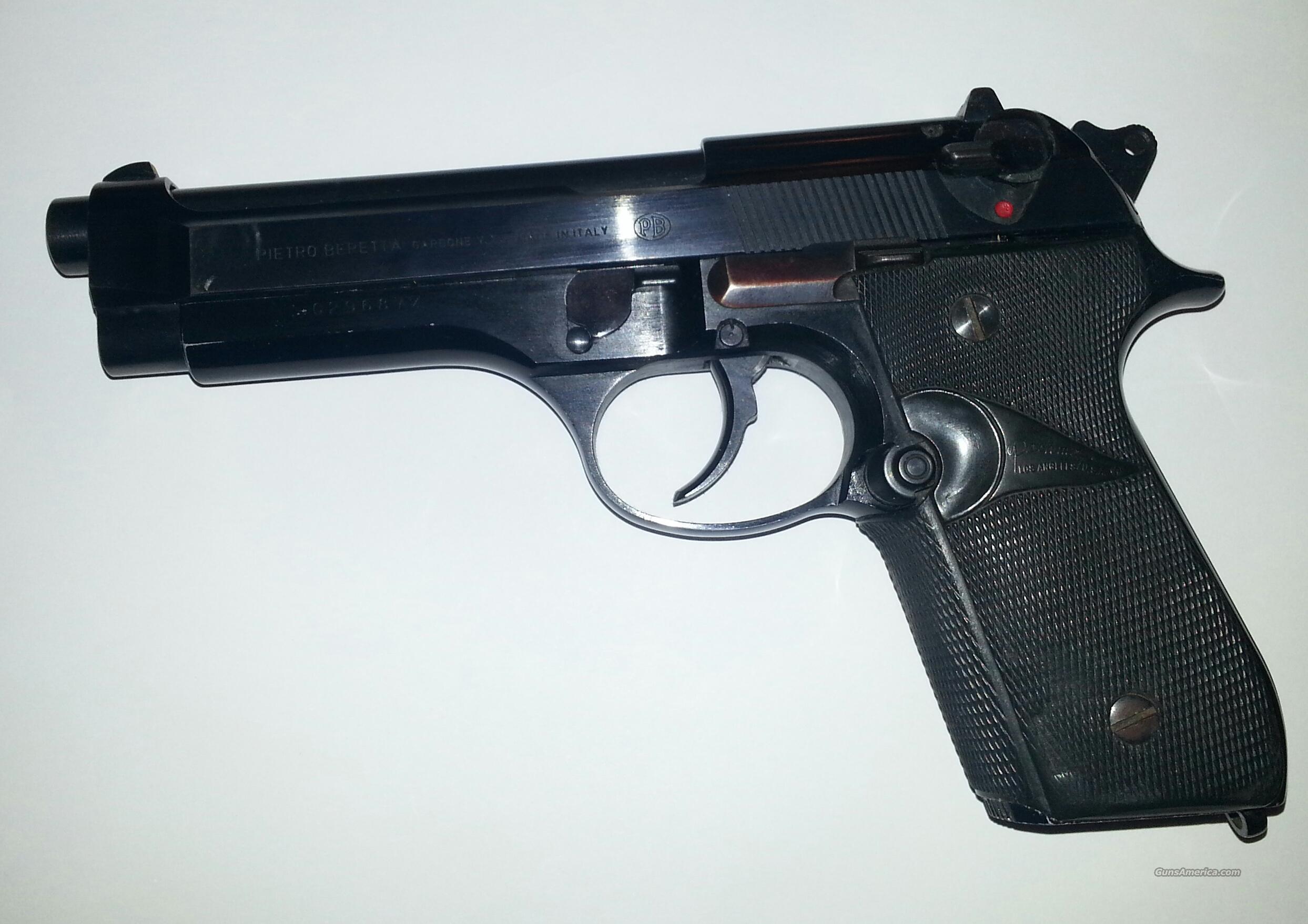 Pietro Beretta 92SB 9mm Parabellum USED for sale