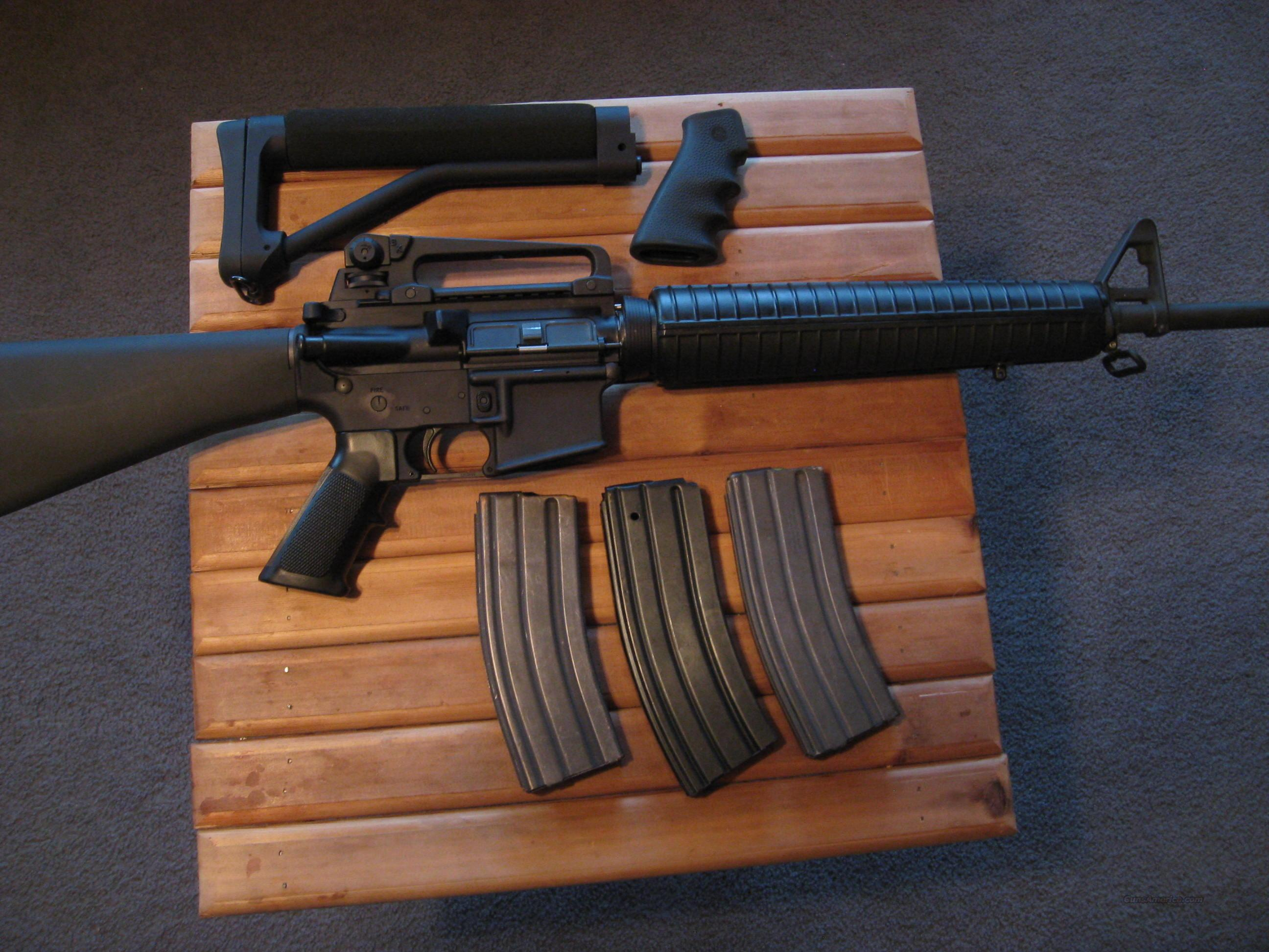 BUSHMASTER XM-15 E2S RIFLE  Guns > Rifles > Bushmaster Rifles > Complete Rifles
