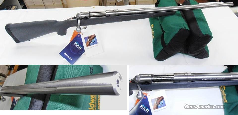 Savage Model-16 Fluted Bull Barrel .243  Guns > Rifles > Savage Rifles > Accutrigger Models > Sporting