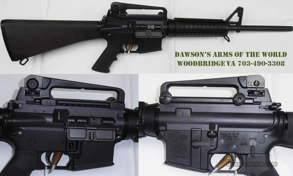 COLT AR 5.56 Nato MTH-BII in super clean condition  Guns > Rifles > Colt Military/Tactical Rifles