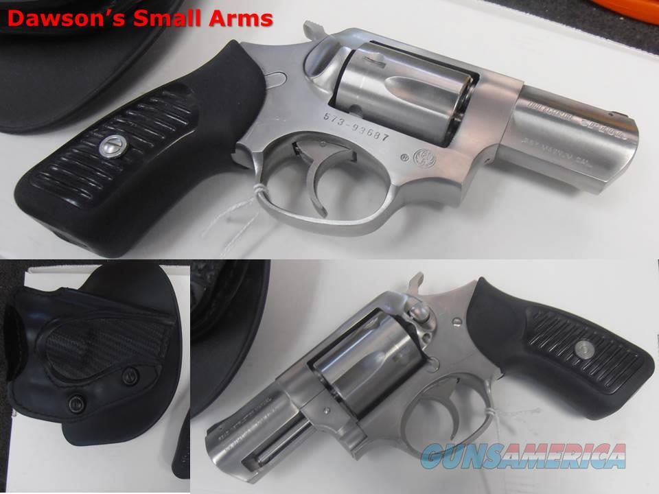 Ruger SP101 in 357Magnum - Super Clean & Like new condition + Holster  Guns > Pistols > Ruger Double Action Revolver > SP101 Type