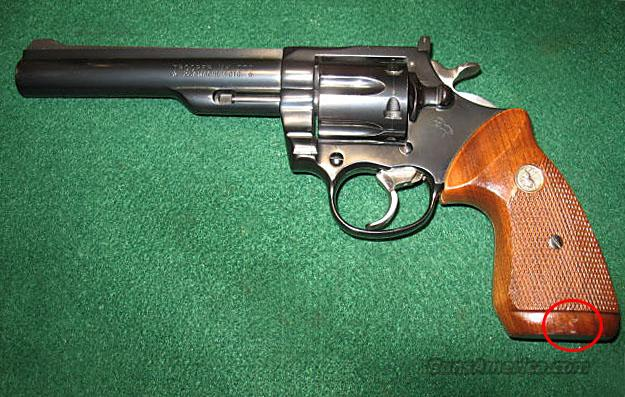 "1969 Colt Trooper Mark III 357 Mag 6"" Barrel 97%  Guns > Pistols > Colt Double Action Revolvers- Modern"