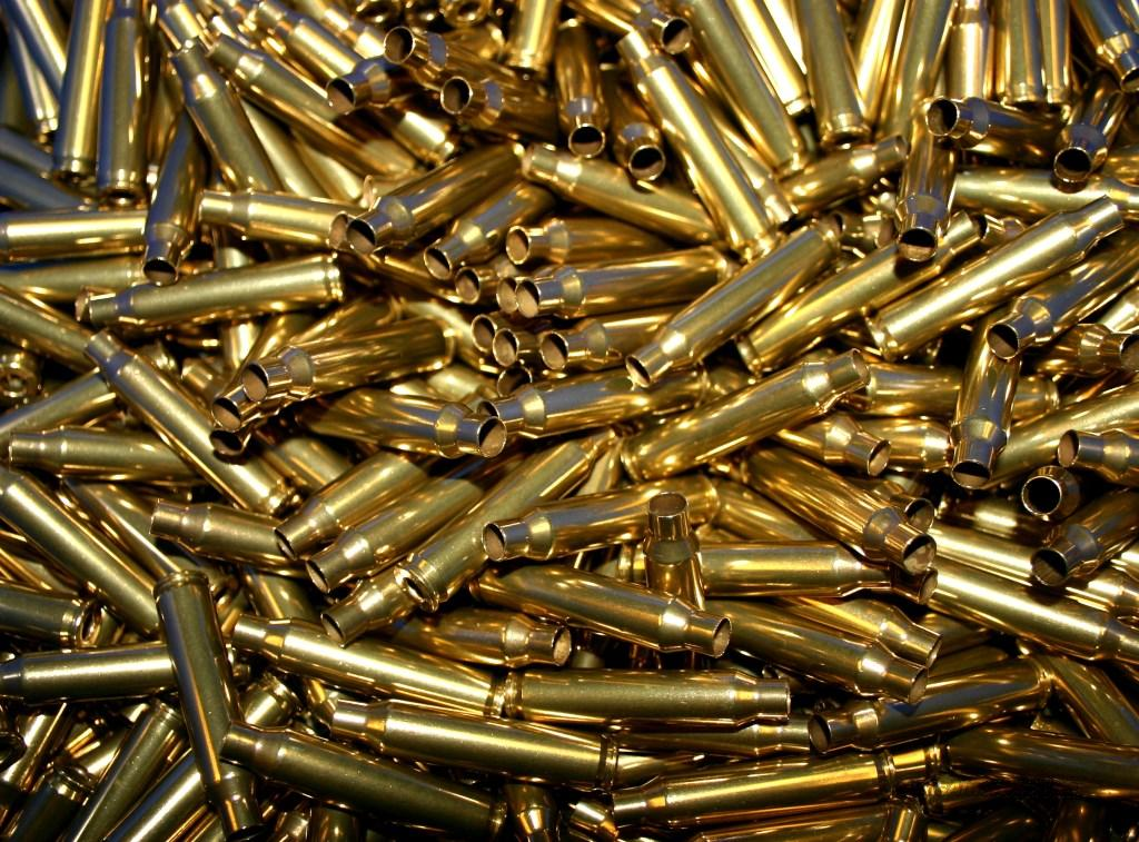 1,000 Fully Processed Once Fired 223 Brass  Non-Guns > Reloading > Components > Brass