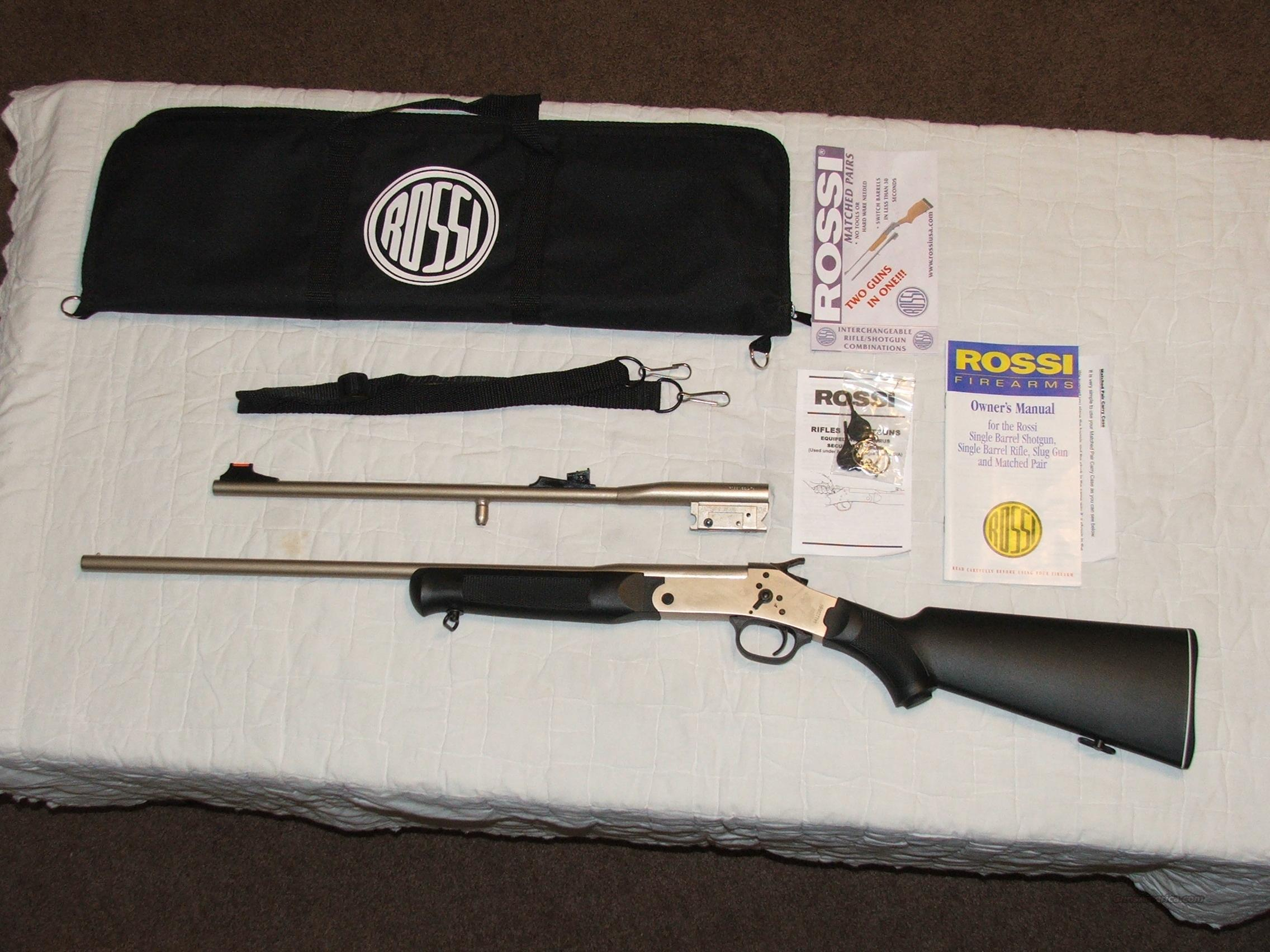 Braztech|Rossi 22LR|410 Gauge   Guns > Rifles > Rossi Rifles > Other