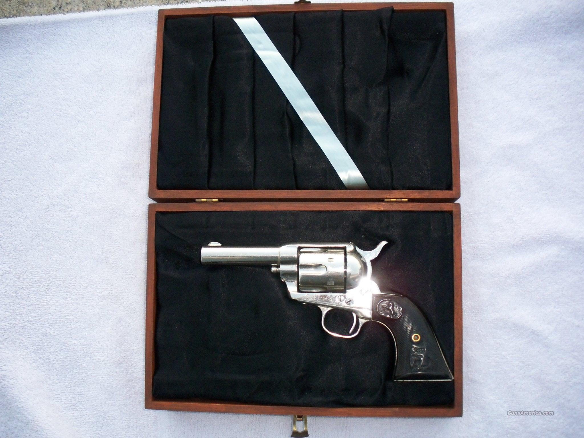 Colt SAA Sheriff Model Must See!  Guns > Pistols > Colt Single Action Revolvers - 1st Gen.