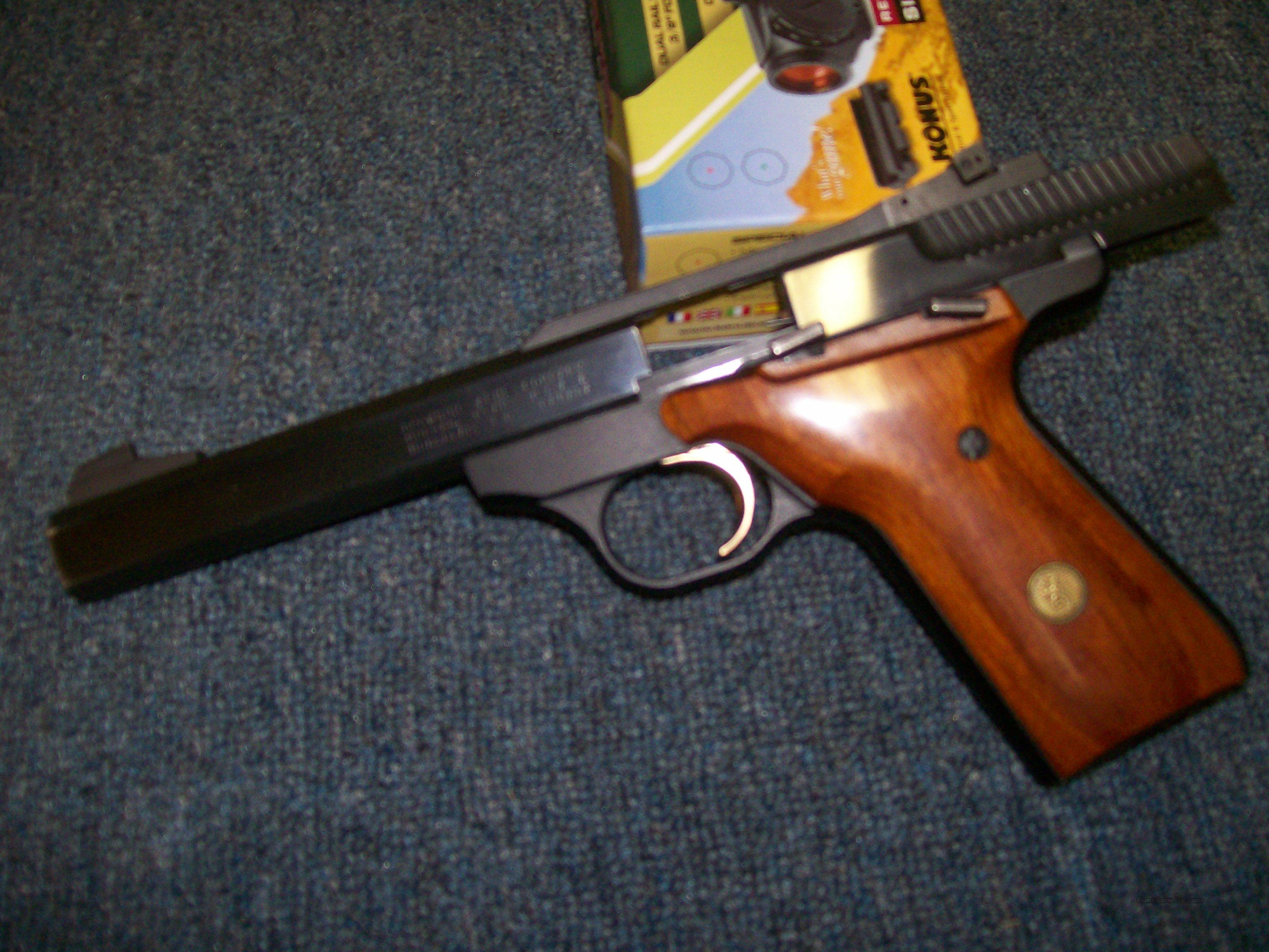 Browning 22lr Challenger Pistol  Guns > Pistols > Browning Pistols > Other Autos