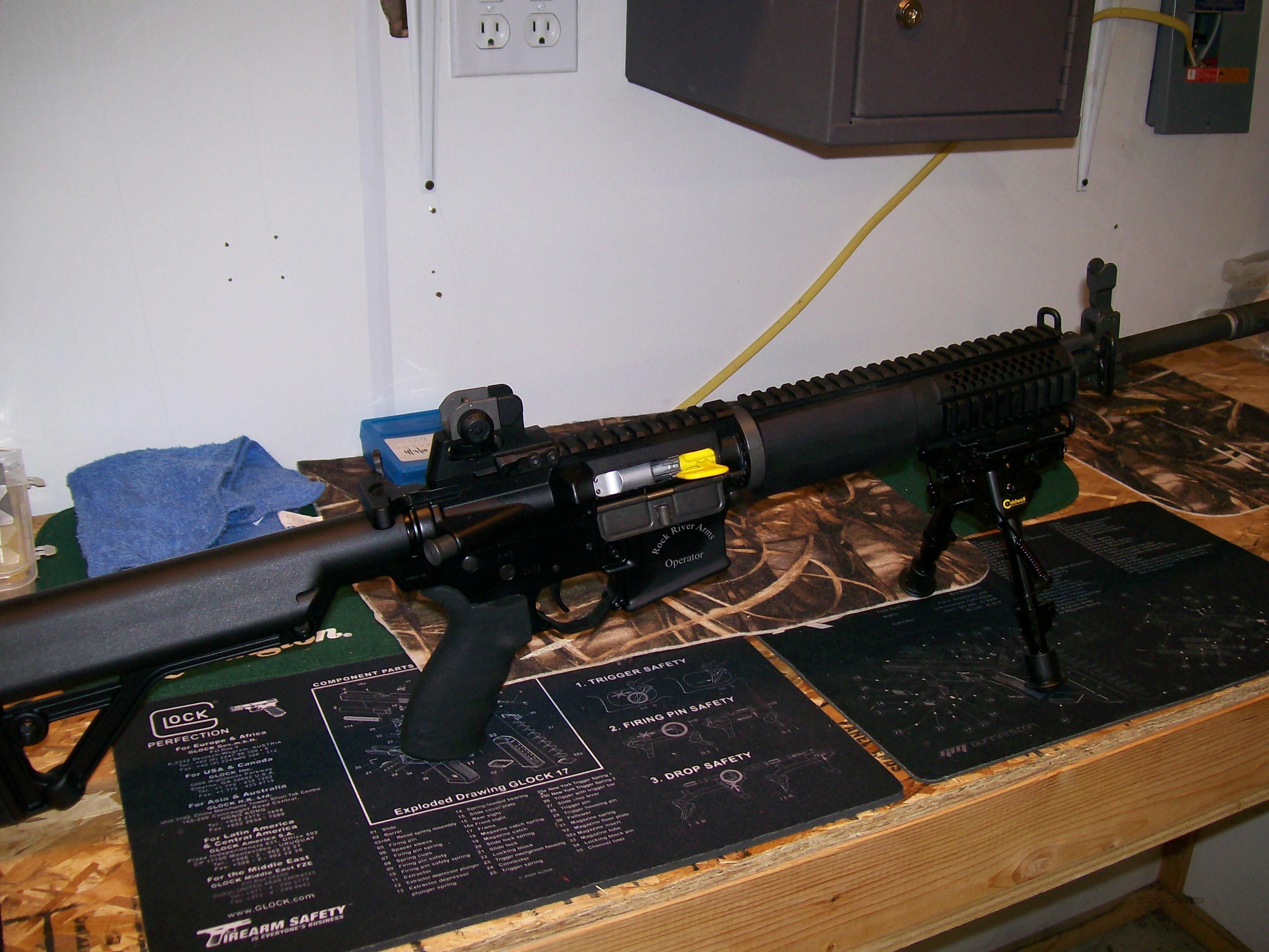 RRA ELITE OPERATOR 2 AR-15 WITH EXTRAS  Guns > Rifles > Rock River Arms Rifles