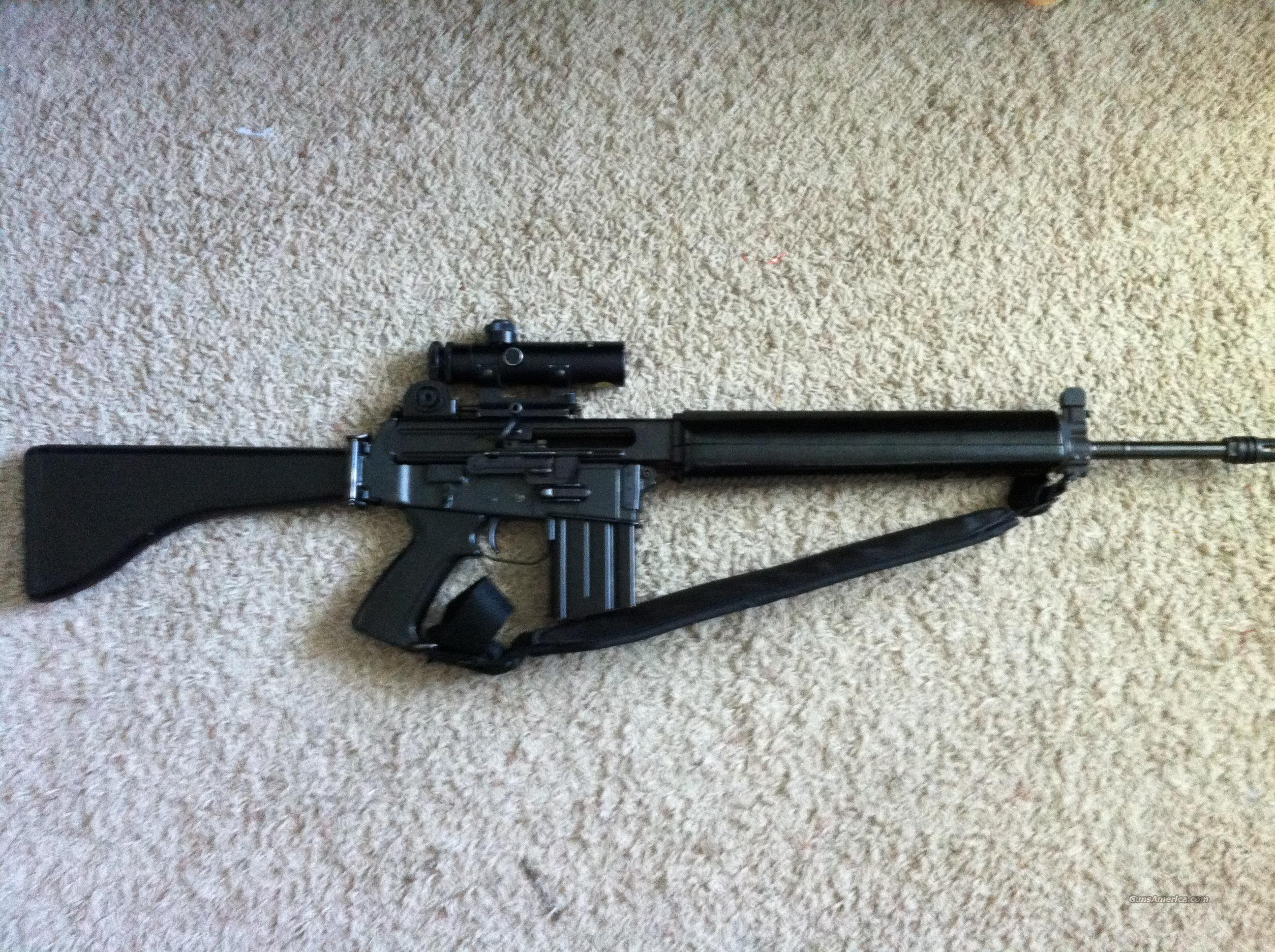 Armalite AR-180 Costa Mesa MFG w/ Scope  Guns > Rifles > Armalite Rifles > Complete Rifles
