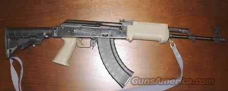 IO Inc AK 47 with 5 position Collapsible Stock  Guns > Rifles > AK-47 Rifles (and copies) > Folding Stock