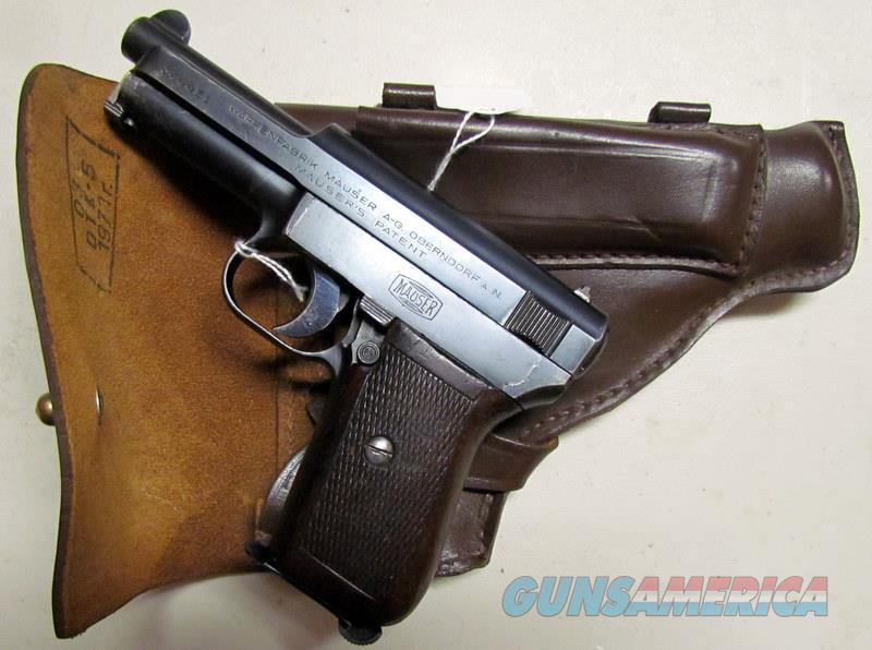 MAUSER 1914 7.65 [32 CAL] ORIGINAL EXCELLENT FINISH  Guns > Pistols > Mauser Pistols