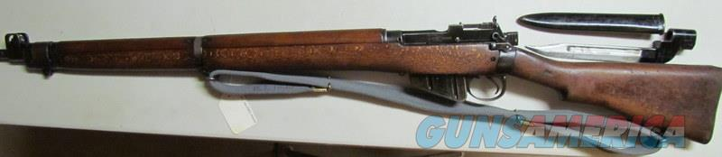 NO.4 MK 2 FAZAKERLEY 9-53 BURMA CONTRACT ALL MATCH WITH BAYONET  Guns > Rifles > Enfield Rifle