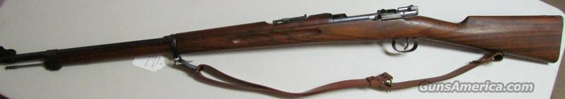 SWEDISH MAUSER MOD.41 NO SCOPE  Guns > Rifles > C Misc Rifles