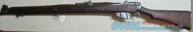 ENFIELD NO 1 MK III ISHAPORE 1948  Guns > Rifles > Enfield Rifle