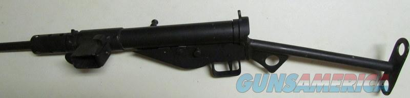 STEN NON FIRING PROP GUN ORIGINAL MILITARY PARTS  Non-Guns > Military > De-Milled Weapons
