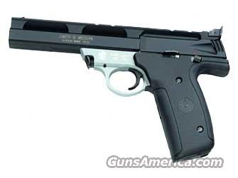 Smith & Wesson Model: 22A Semi-automatic •Caliber: 22LR NEW!  Guns > Pistols > Smith & Wesson Pistols - Autos > Alloy Frame