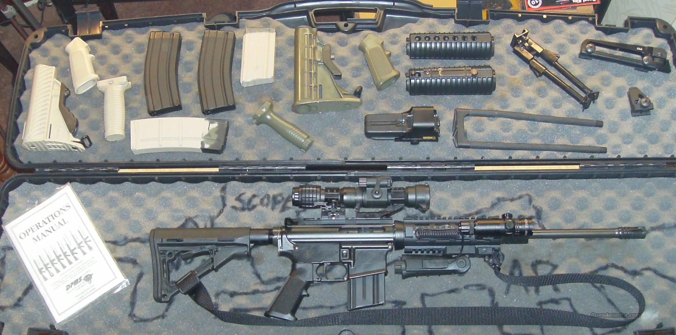 AR15 DPMS  Guns > Rifles > DPMS - Panther Arms > Complete Rifle