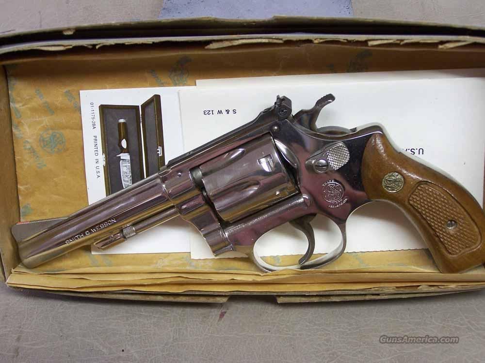 SMITH & WESSON MODEL 34-1   Guns > Pistols > Smith & Wesson Revolvers > Pocket Pistols