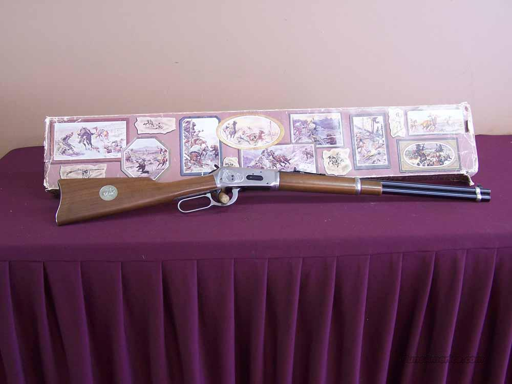 WINCHESTER MODEL 94 30-30 RIFLE  Guns > Rifles > Winchester Rifle Commemoratives