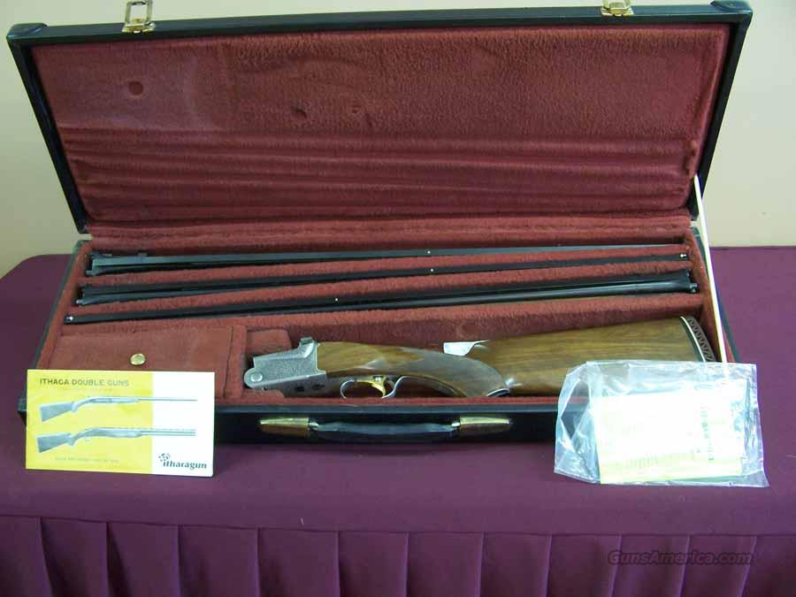 ITHACA/SKB MODEL 700 20/28/410 SET  Guns > Shotguns > SKB Shotguns > Trap/Skeet