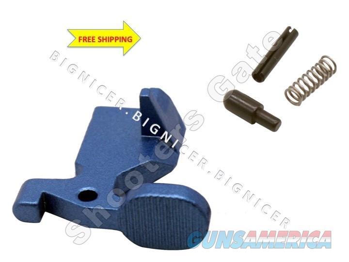 AR15 Bolt Catch/Stop – BLUE  Non-Guns > Gun Parts > M16-AR15 > Upper Only