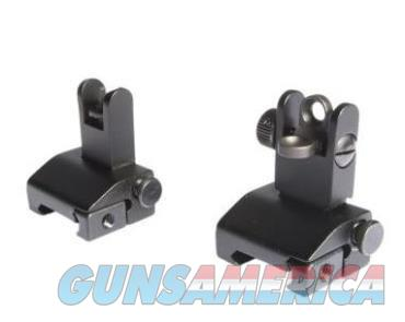 AR15 flip up iron sight set Metal  Non-Guns > Gun Parts > M16-AR15 > Upper Only