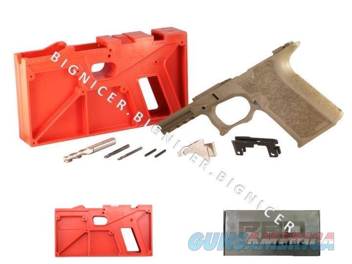 Polymer 80 Glock Lower Frame P80 80% PF940v2 Glock 17 - Flat Dark Earth  Non-Guns > Gun Parts > M16-AR15 > Upper Only