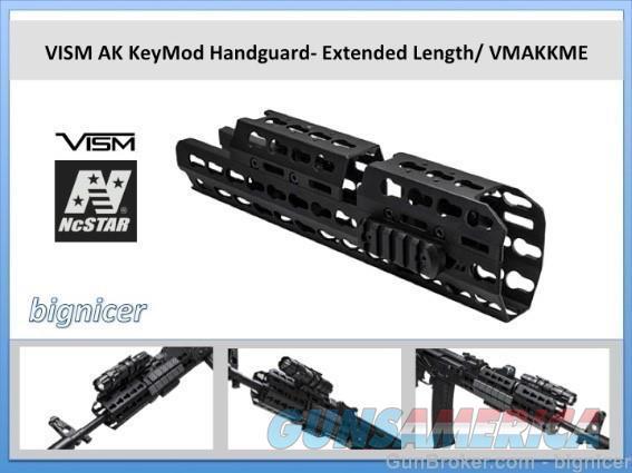 AK KeyMod Handguard - Extended Length, VMAKKME   Non-Guns > Gun Parts > Military - Foreign