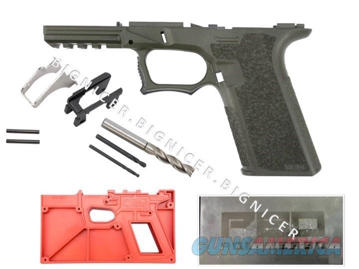 POLYMER 80 PF940CV1-OD Green GLK19/23 COMPATIBLE FRAME  Non-Guns > Gun Parts > M16-AR15 > Upper Only