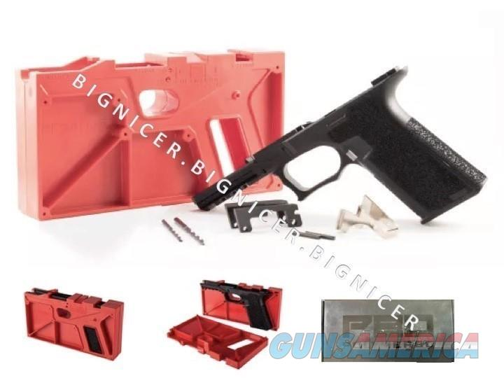 Polymer 80 Glock Lower Frame P80 80% PF940v2 17 BLK  Non-Guns > Gun Parts > M16-AR15 > Upper Only