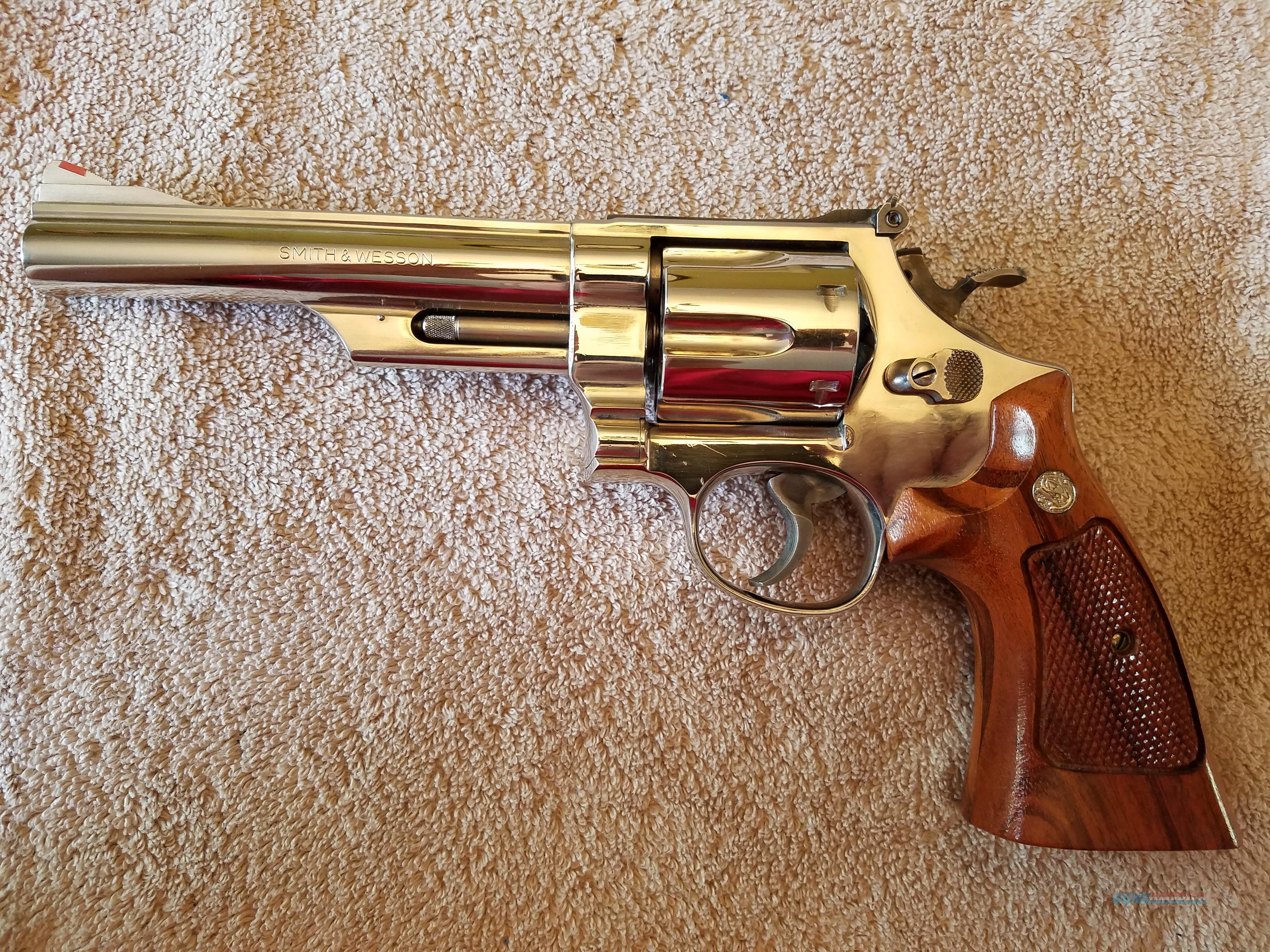 Smith & Wesson revolver Model 57 N suffix 41 magnum  Guns > Pistols > Smith & Wesson Revolvers > Full Frame Revolver