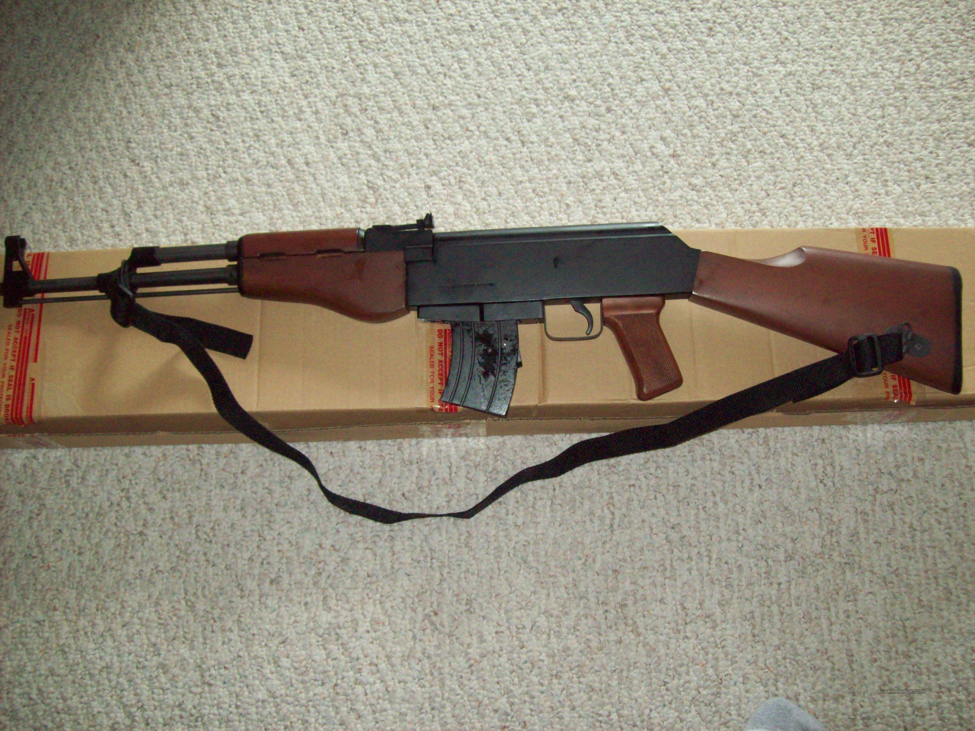 AK22  -Armscor  Guns > Rifles > AK-47 Rifles (and copies) > Full Stock