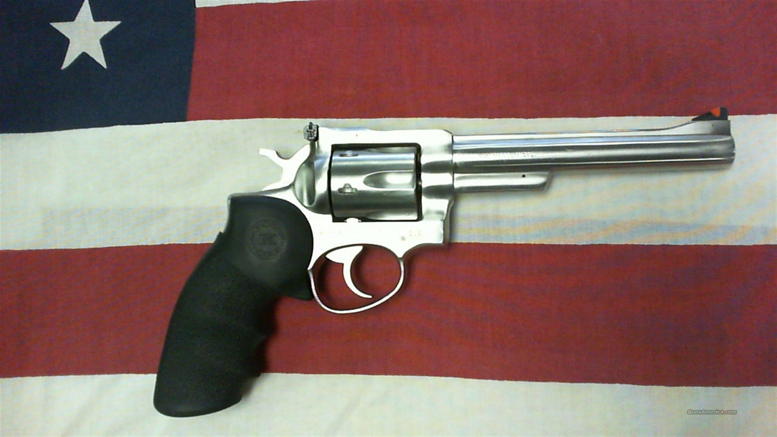 Ruger Security 6 357 MAG  Guns > Pistols > Ruger Double Action Revolver > Security Six Type