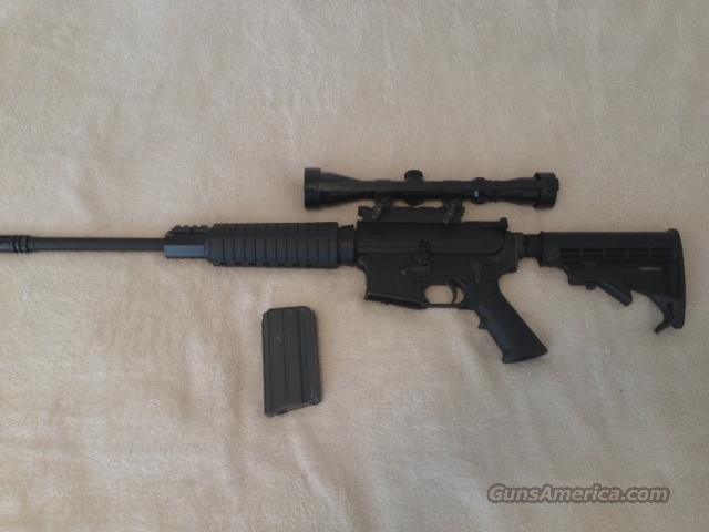 "AR-15 Flat top 16"" bbl -Price reduced   Guns > Rifles > AR-15 Rifles - Small Manufacturers > Complete Rifle"