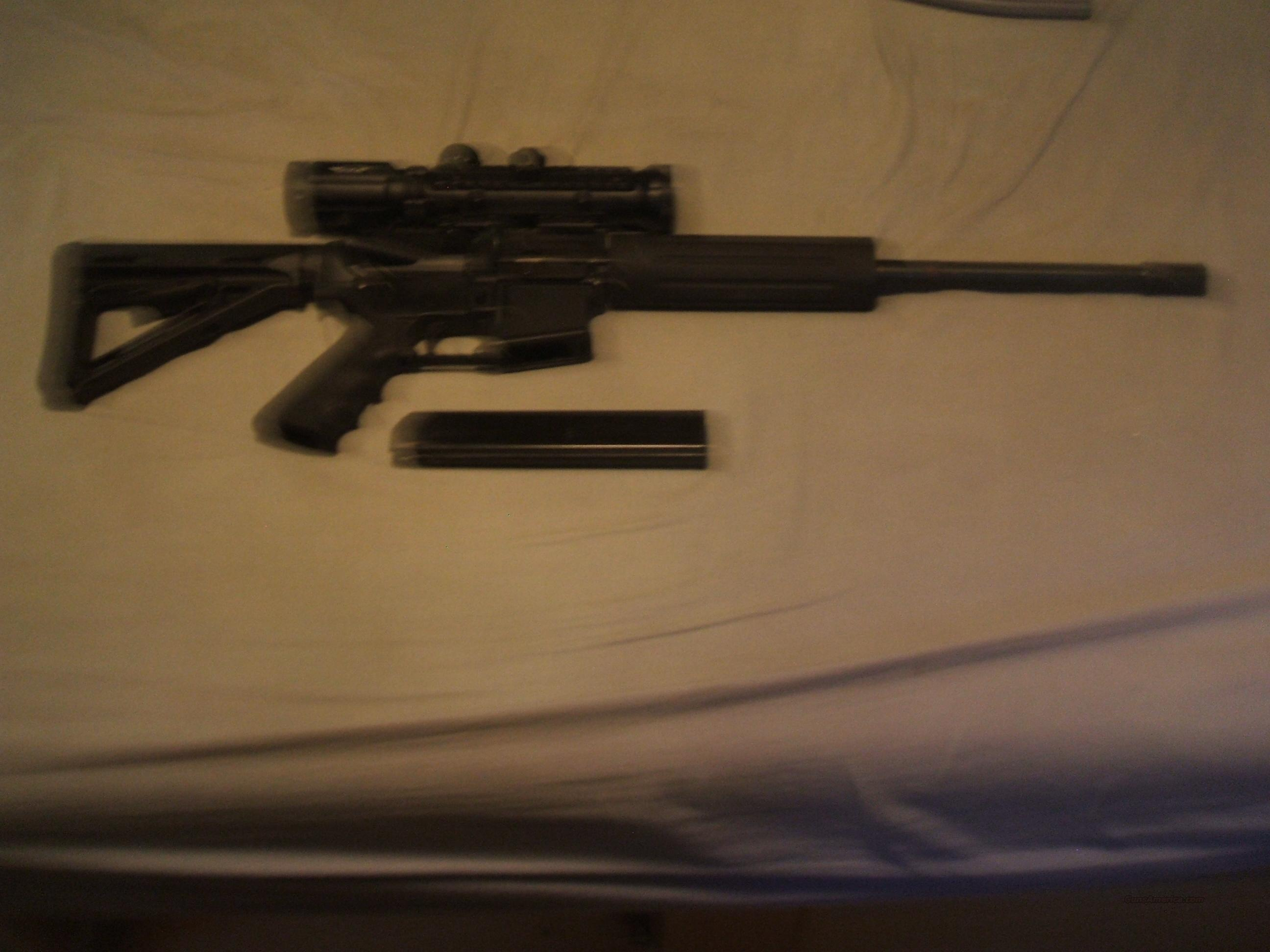 CMMG AR 15 9mm  Guns > Rifles > AR-15 Rifles - Small Manufacturers > Complete Rifle