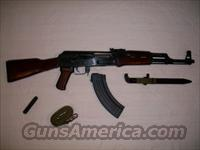 "PRE-BAN POLYTECH AK47-S ""LEGEND""- MILLED  Guns > Rifles > AK-47 Rifles (and copies) > Full Stock"