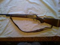 Winchester Model 71 Deluxe Rare 1936  Guns > Rifles > Winchester Rifles - Modern Lever > Other Lever > Pre-64