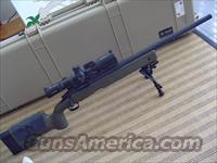 USMC M40A3 Schmidt Bender M8541 Badger SNIPER   Guns > Rifles > Tactical/Sniper Rifles