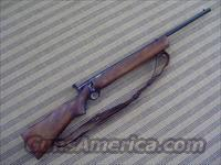 Mossberg 44 US M44 A B C rimfire target rifle   Guns > Rifles > Mossberg Rifles > Other Bolt Action
