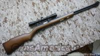 Marlin model 60 22lr rifle with scope   Marlin Rifles > Modern > Semi-auto