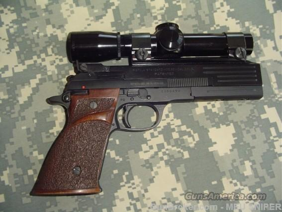 Beretta model 89 Competition target match pistol  Guns > Pistols > Beretta Pistols > Rare & Collectible