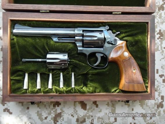 Smith Wesson S&W 53-2 jet 22 magnum   Guns > Pistols > Smith & Wesson Revolvers > Full Frame Revolver