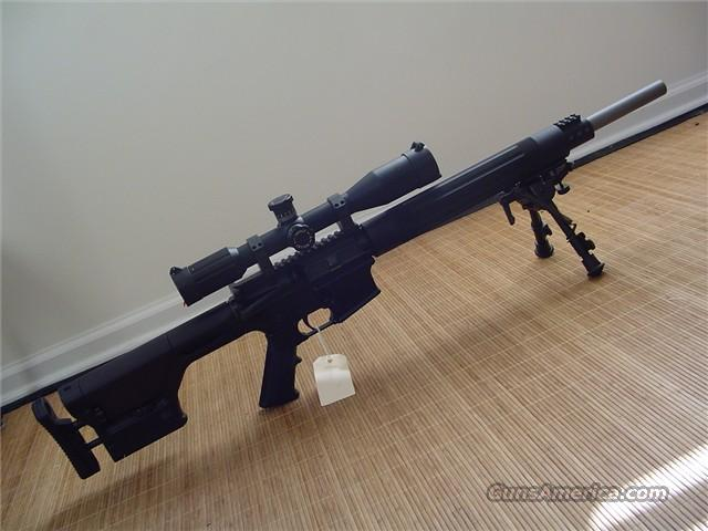 Rock River Arms heavy barrel DMR Super Sniper   Guns > Rifles > Tactical/Sniper Rifles