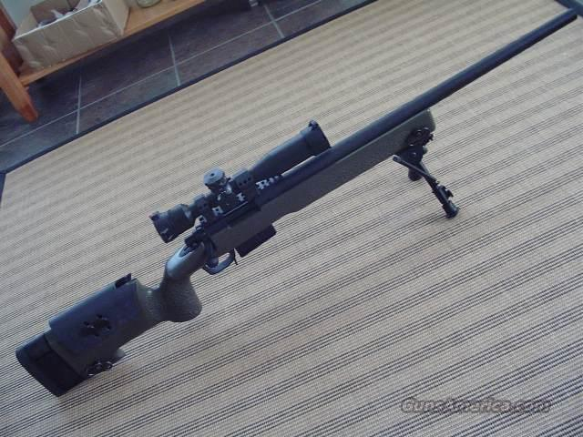 Remington 700 USMC Sniper M40A3 McMillan Badger   Guns > Rifles > Tactical/Sniper Rifles