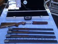 "Beretta 687 EELL 28"" Barrel, 12, 20, 28, .410 GA, SKEET  4 barrel set with Americase Motor Case  Guns > Shotguns > Beretta Shotguns > O/U > Trap/Skeet"