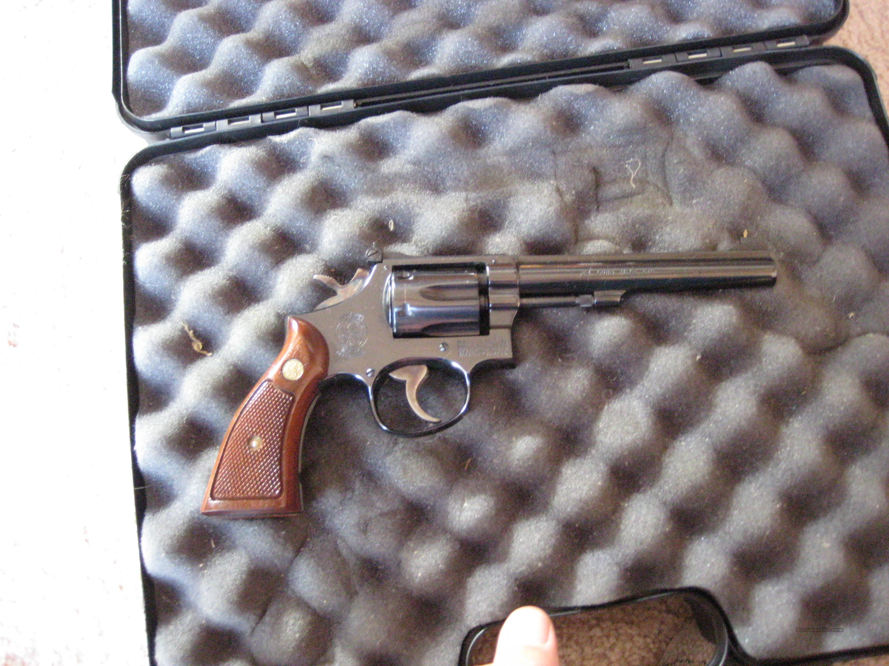 Smith & Wesson Model 17-3 Masterpiece  Guns > Pistols > Smith & Wesson Revolvers > Full Frame Revolver
