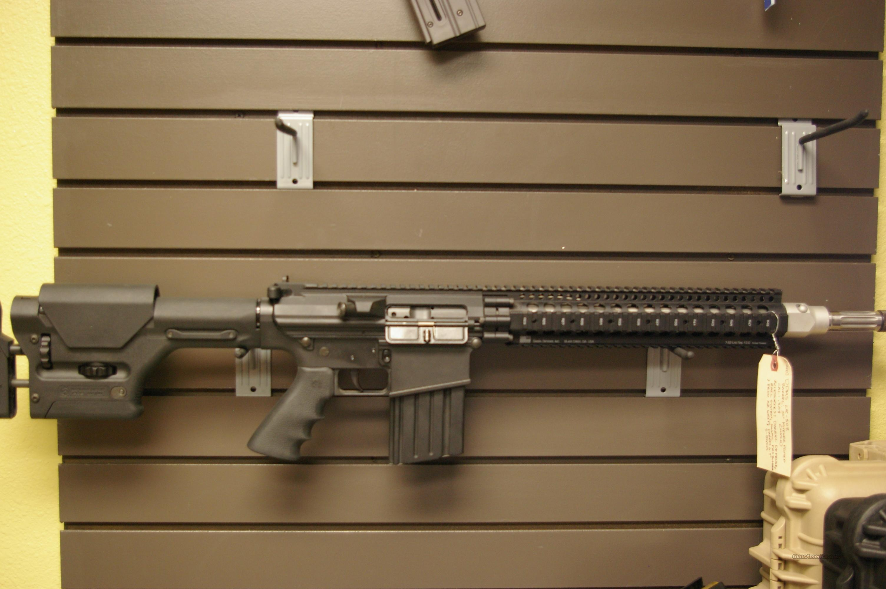 DPMS LR-308 SASS W/THREADED BARREL  Guns > Rifles > DPMS - Panther Arms > Complete Rifle