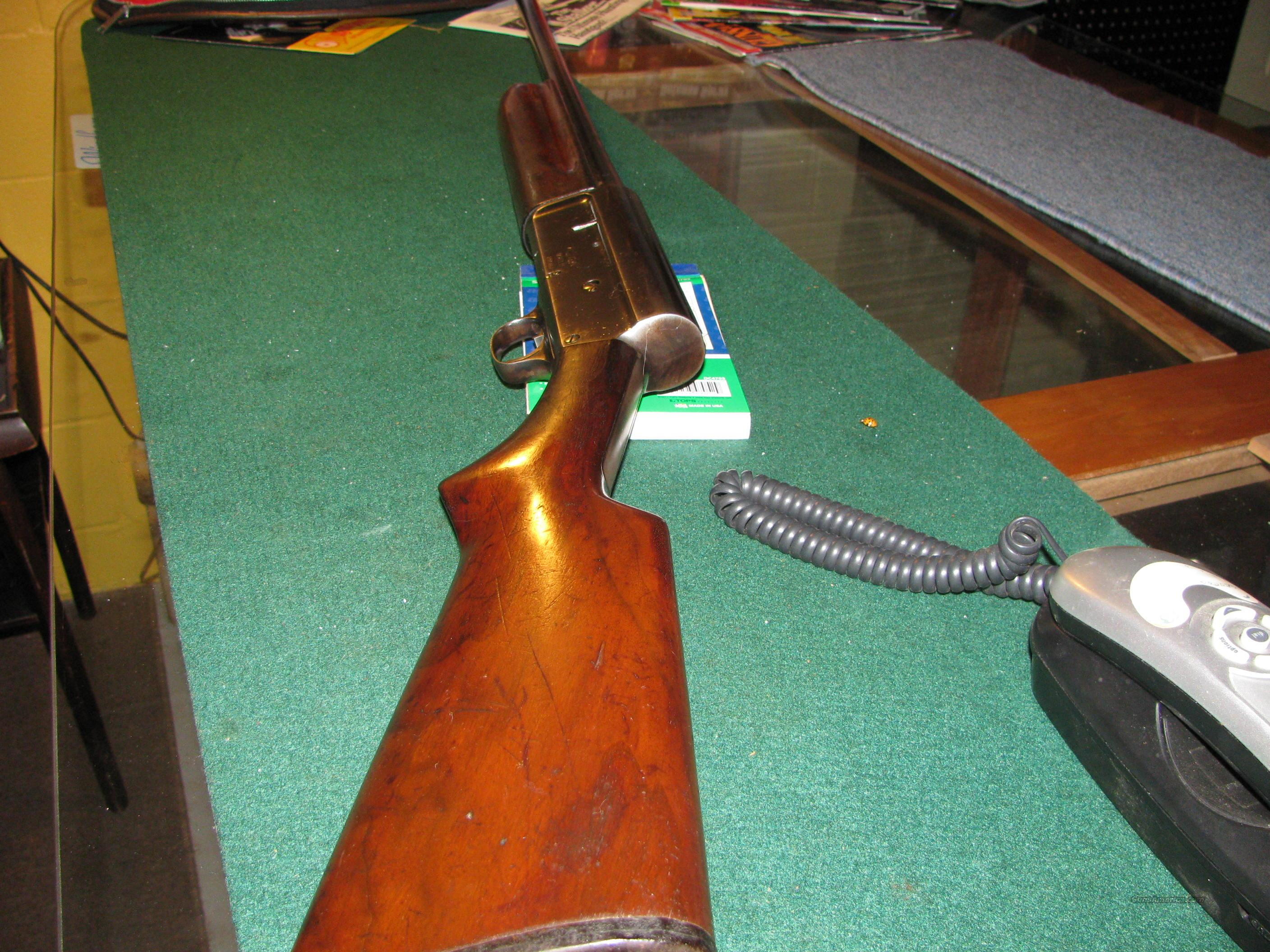 Remington Model 11 12ga   Guns > Shotguns > Remington Shotguns  > Autoloaders > Hunting