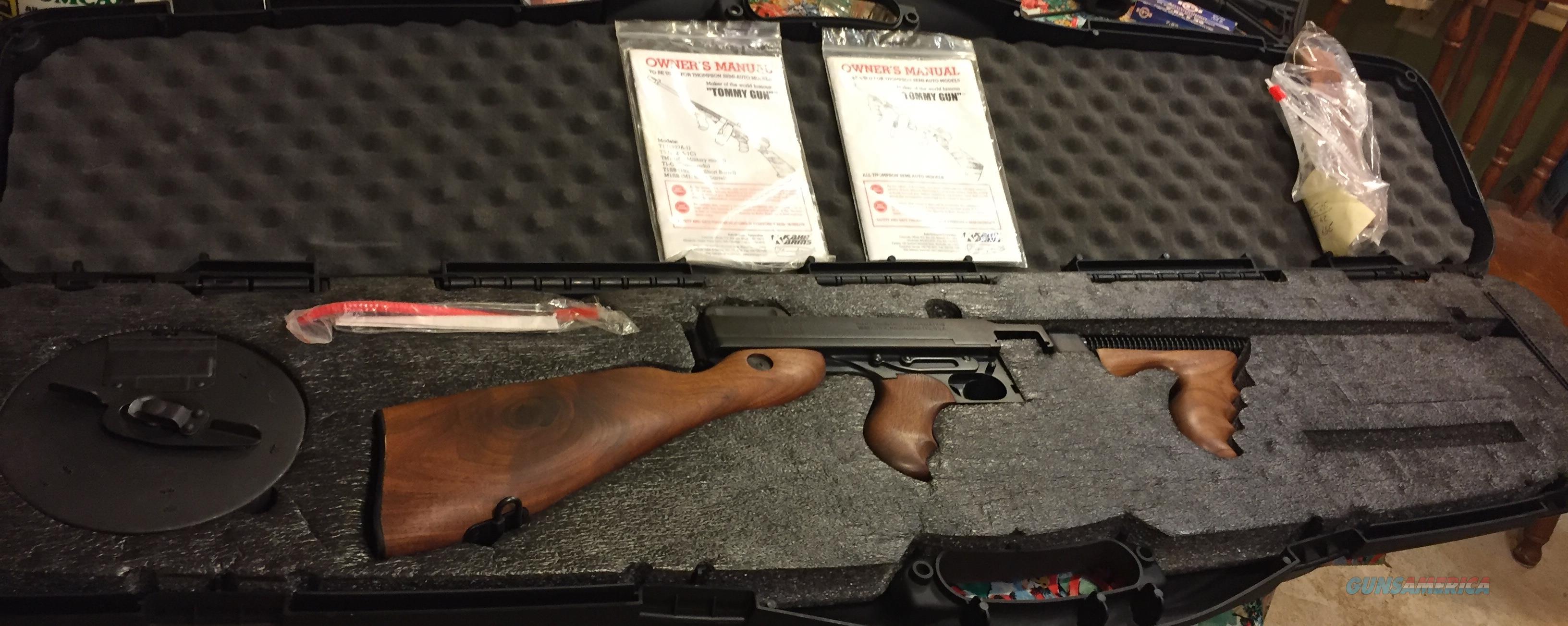 Auto Ordnace 1927A1  Guns > Rifles > Auto Ordnance Rifles